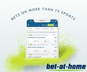 Bet-at-home aplikacija - stave v živo